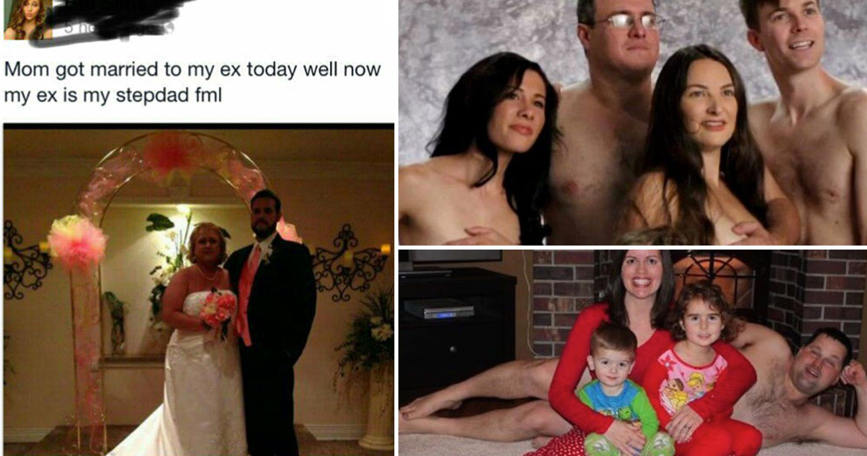 15 Idiotic Family Photos That Shouldn't Have Been Posted