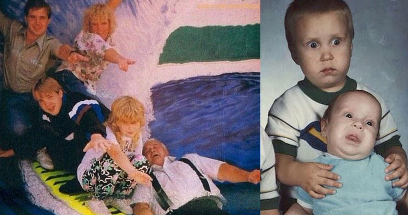 15 Awful Family Photos That Should Have NEVER Been Shared