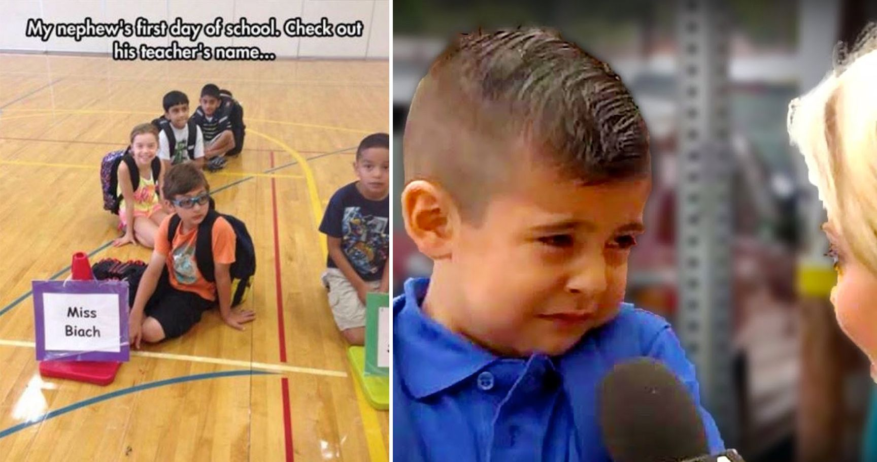 15 Funny First Day Of School Posts