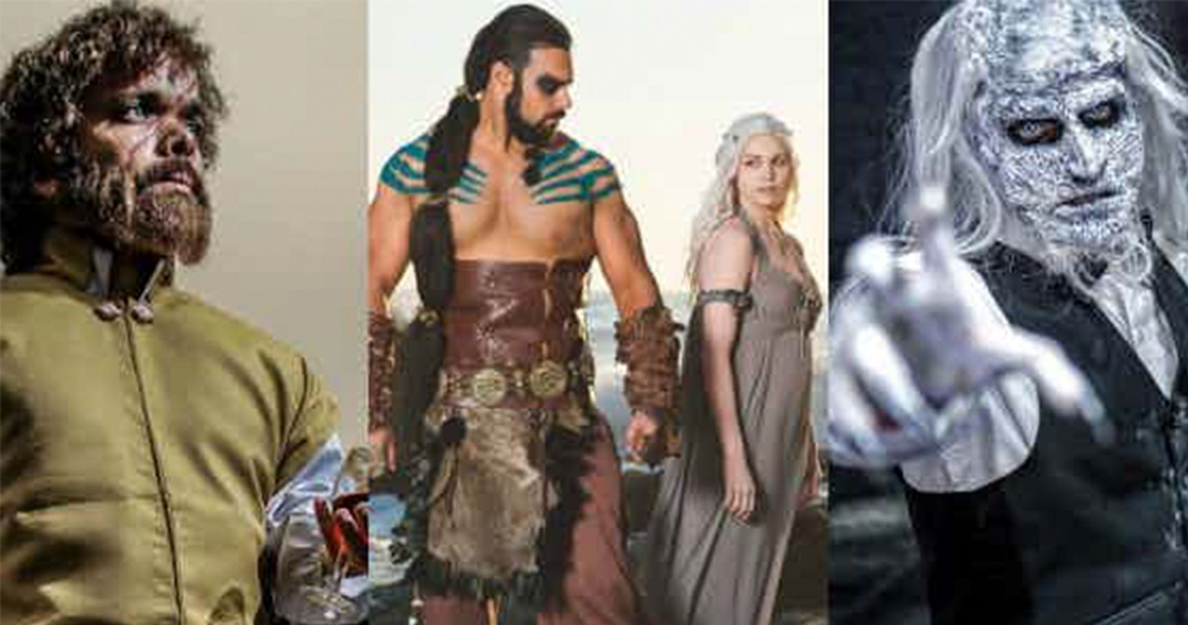 15 Jaw Dropping 'Game of Thrones' Cosplays That Are Realistic AF
