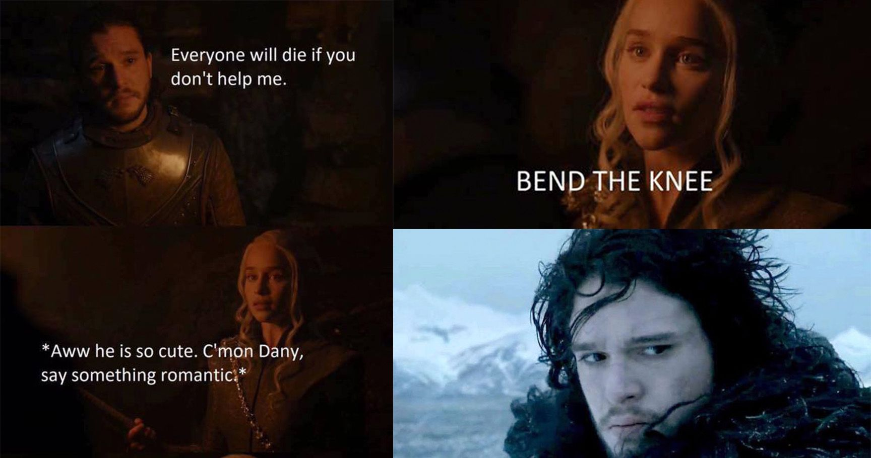 15 Fresh & Hysterical 'Game Of Thrones' Memes Straight From Season 7