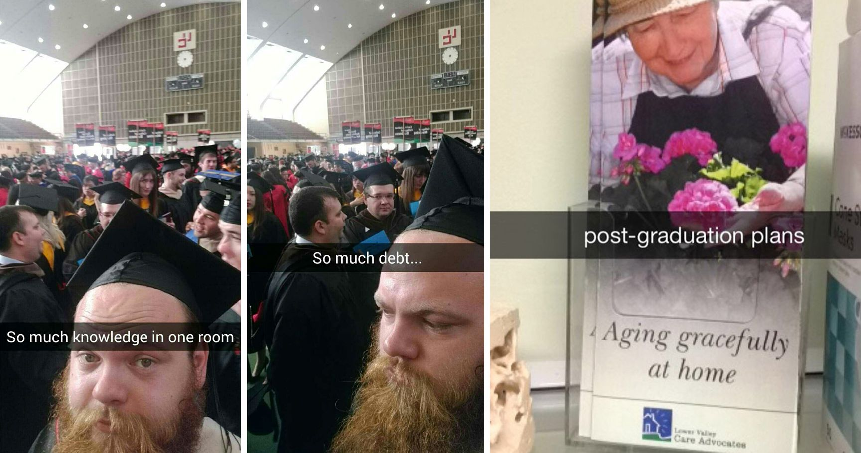 15 Graduation Snaps That Are So Relatable It Hurts | TheThings