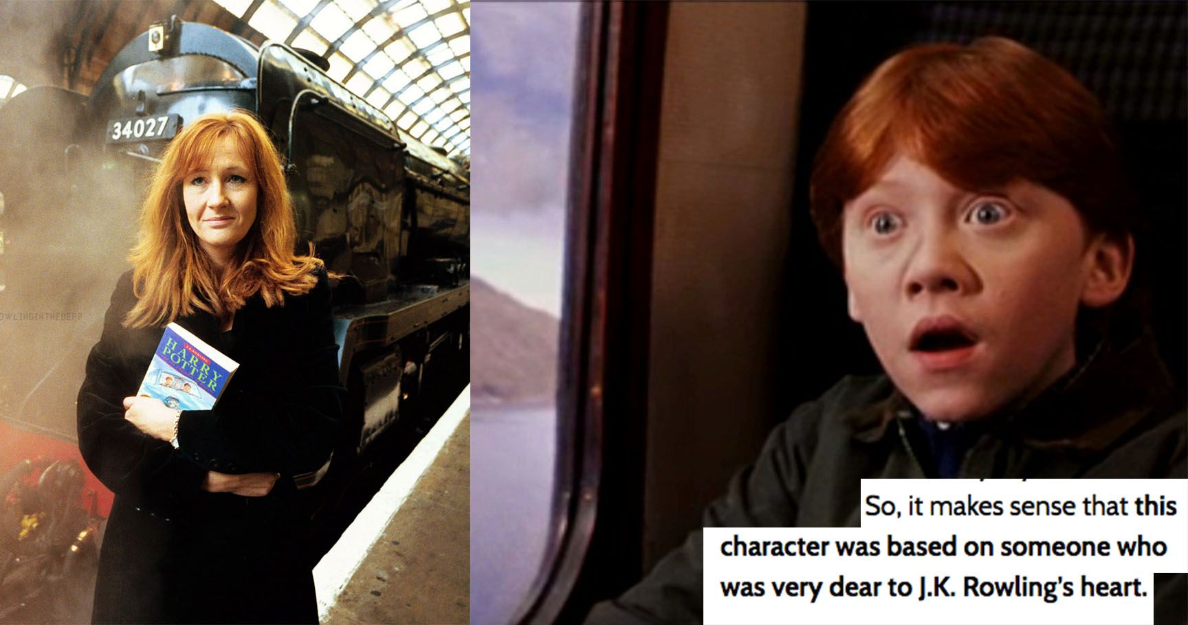 15 Secret Ways 'Harry Potter' Tells The Story Of Its Author