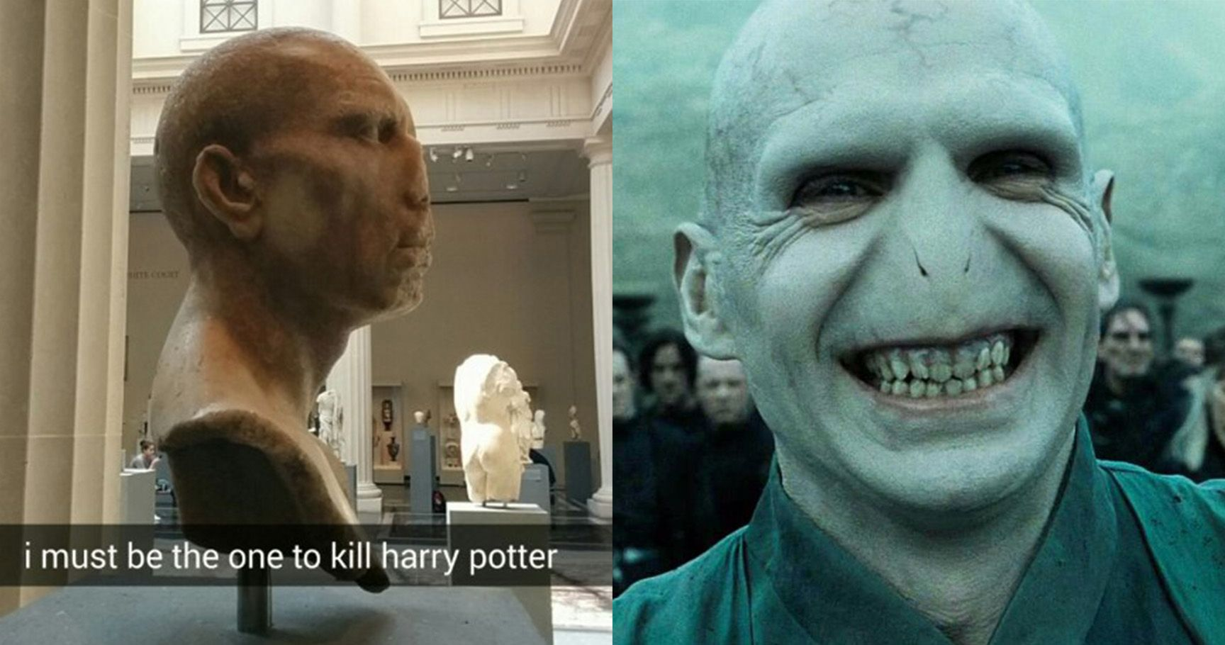15 Hilarious Times 'Harry Potter' Fans Won The Snapchat Game