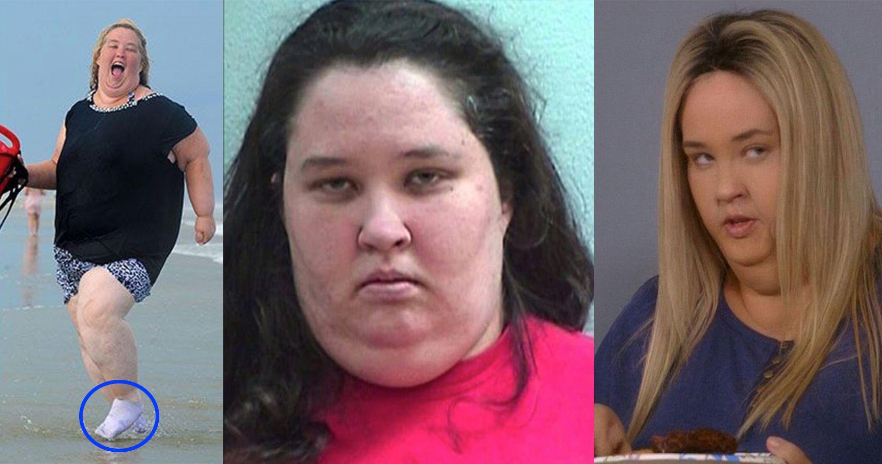 Mama June Hookup Registered Sex Offender