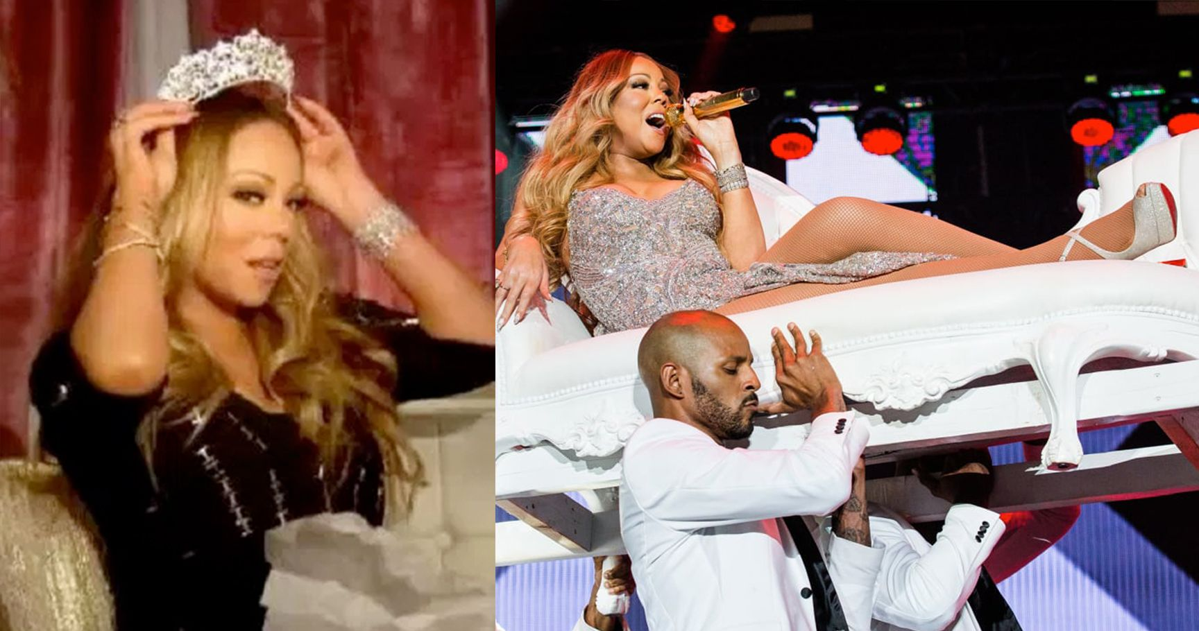 15 Eye-Rolling Times Mariah Made It Easy To Hate Her