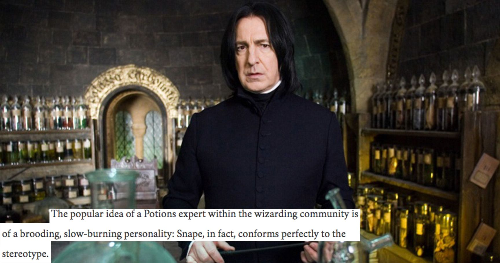 15 Jaw-Dropping Things We Never Knew About The 'Harry Potter' World