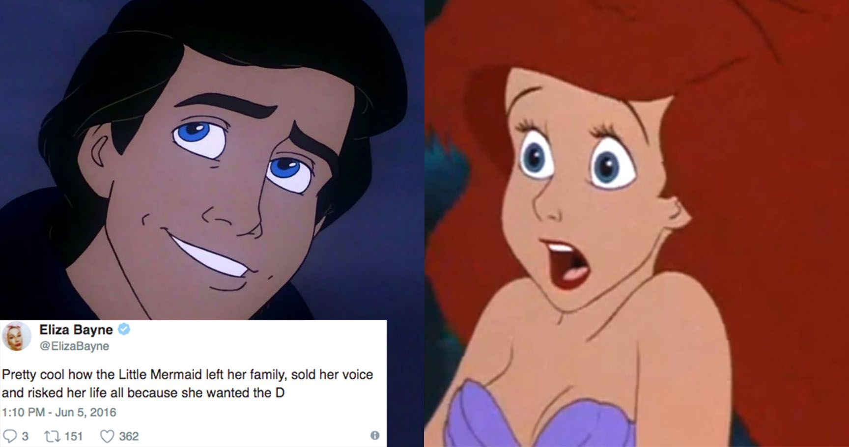 15 Totally Inappropriate Disney Tweets That Cross The Damn Line
