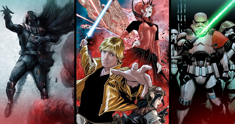 15 'Star Wars' Revelations We Learned From The Marvel Comics (Pt. 2)