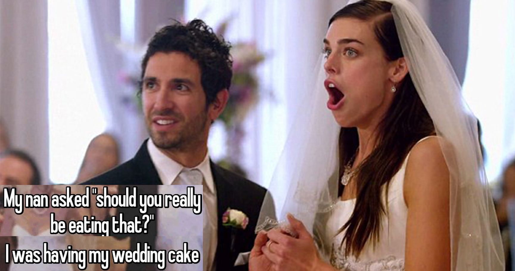 15 Scandalous Wedding Day Confessions No One Would Wish Upon Newlyweds