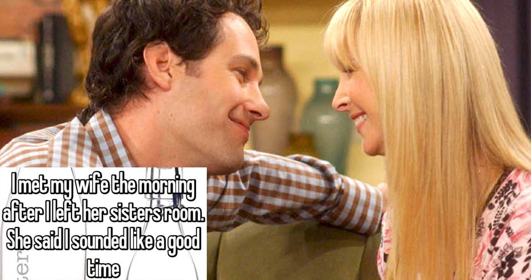 "Whisper: 15 Real Life ""How I Met Your Mother"" Stories That Are Scandalous AF"