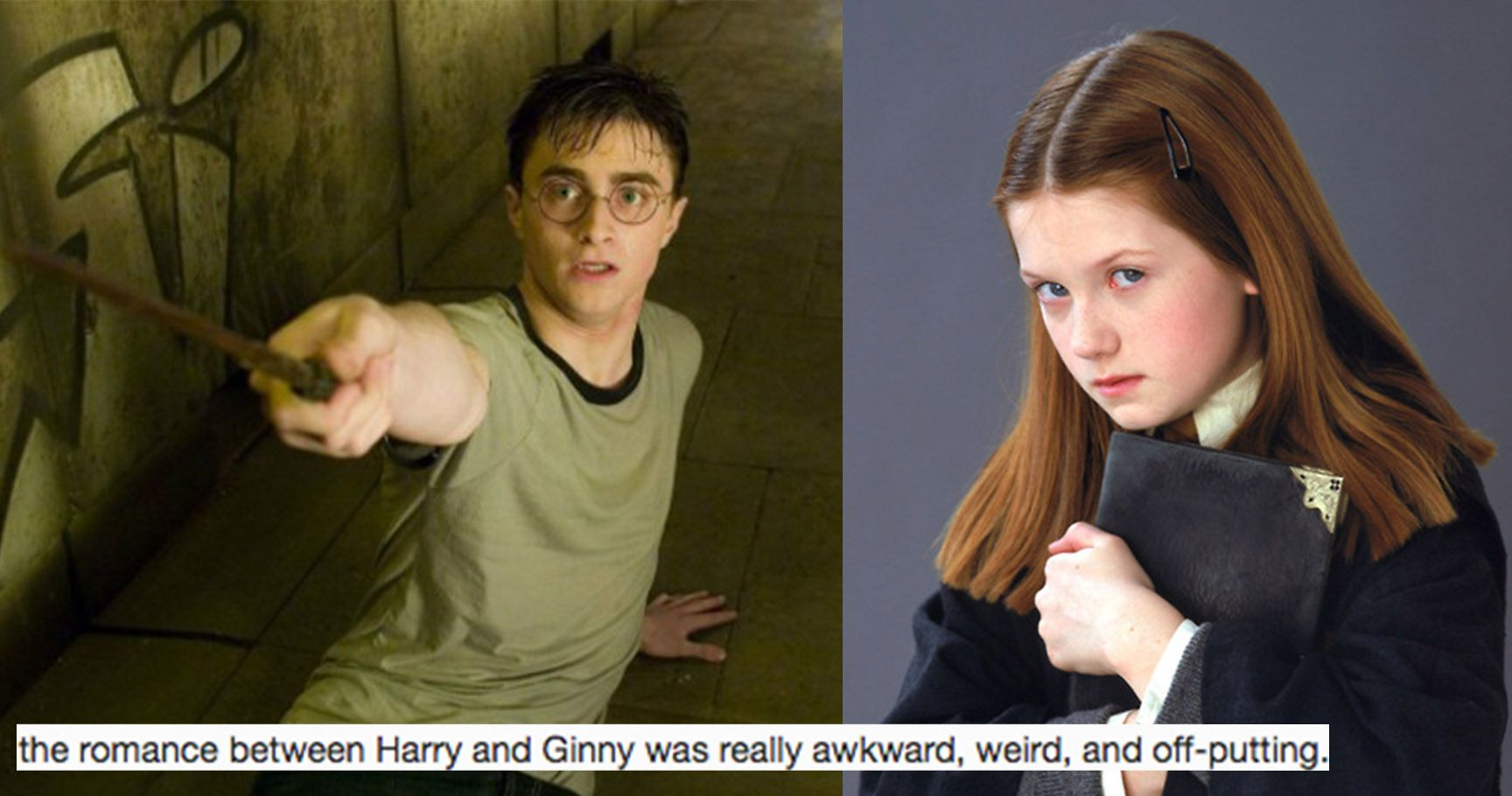 15 Most Messed Up Relationships In 'Harry Potter'