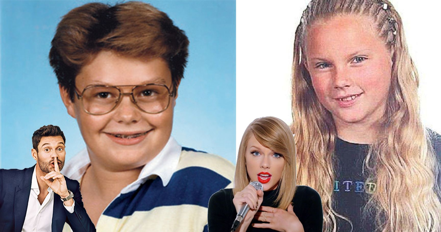 16 Jaw-Dropping Celebrity Yearbook Photos That Are Barely Recognizable