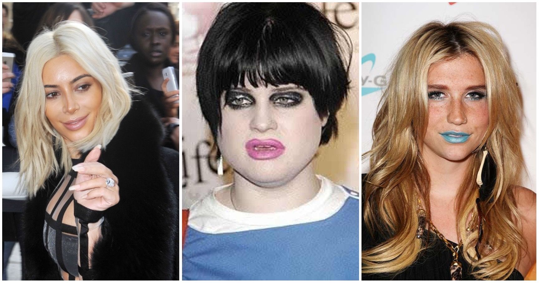 15 Horrible Makeup Fails These Celebrities Wish You'd Never Seen