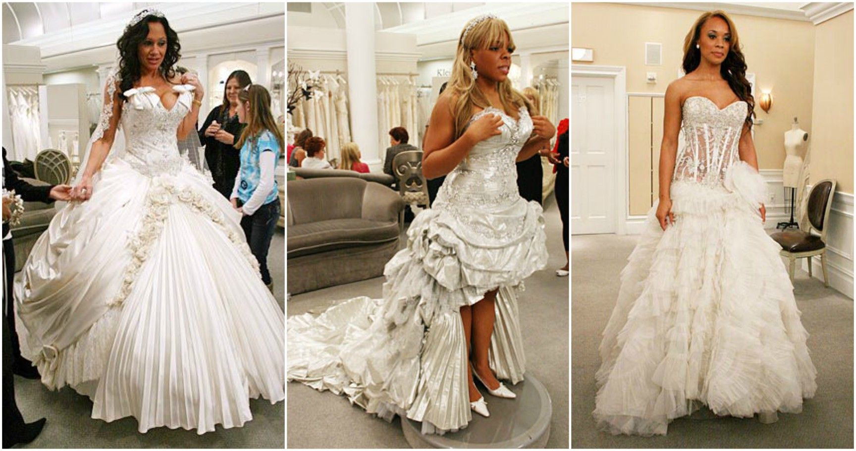 15 Brides Who Should've Said No On 'Say Yes To The Dress'