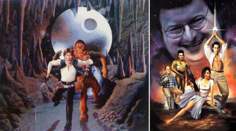 15 Hilarious 'Star Wars' Mashups We Never Knew We Needed
