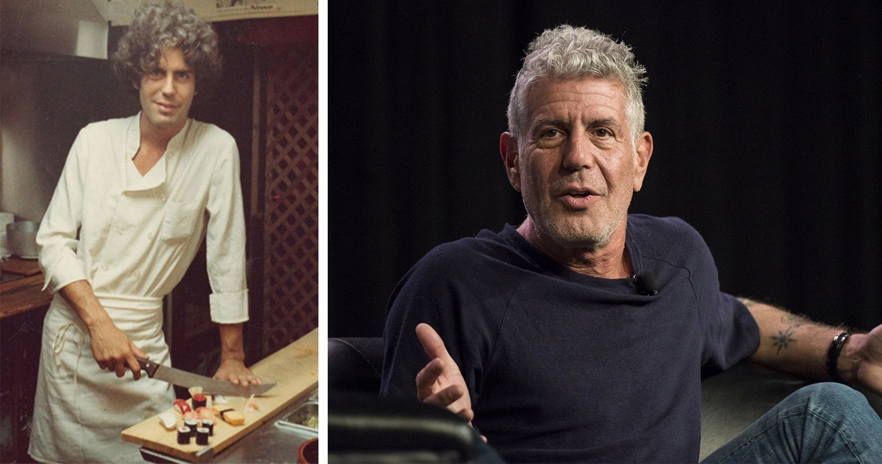 15 Surprising Things You Didn't Know About Anthony Bourdain