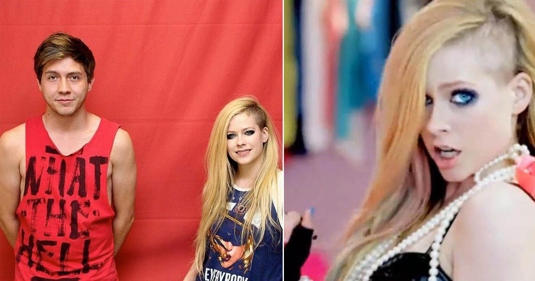 15 Embarrassing Times Avril Lavigne Was The Worst