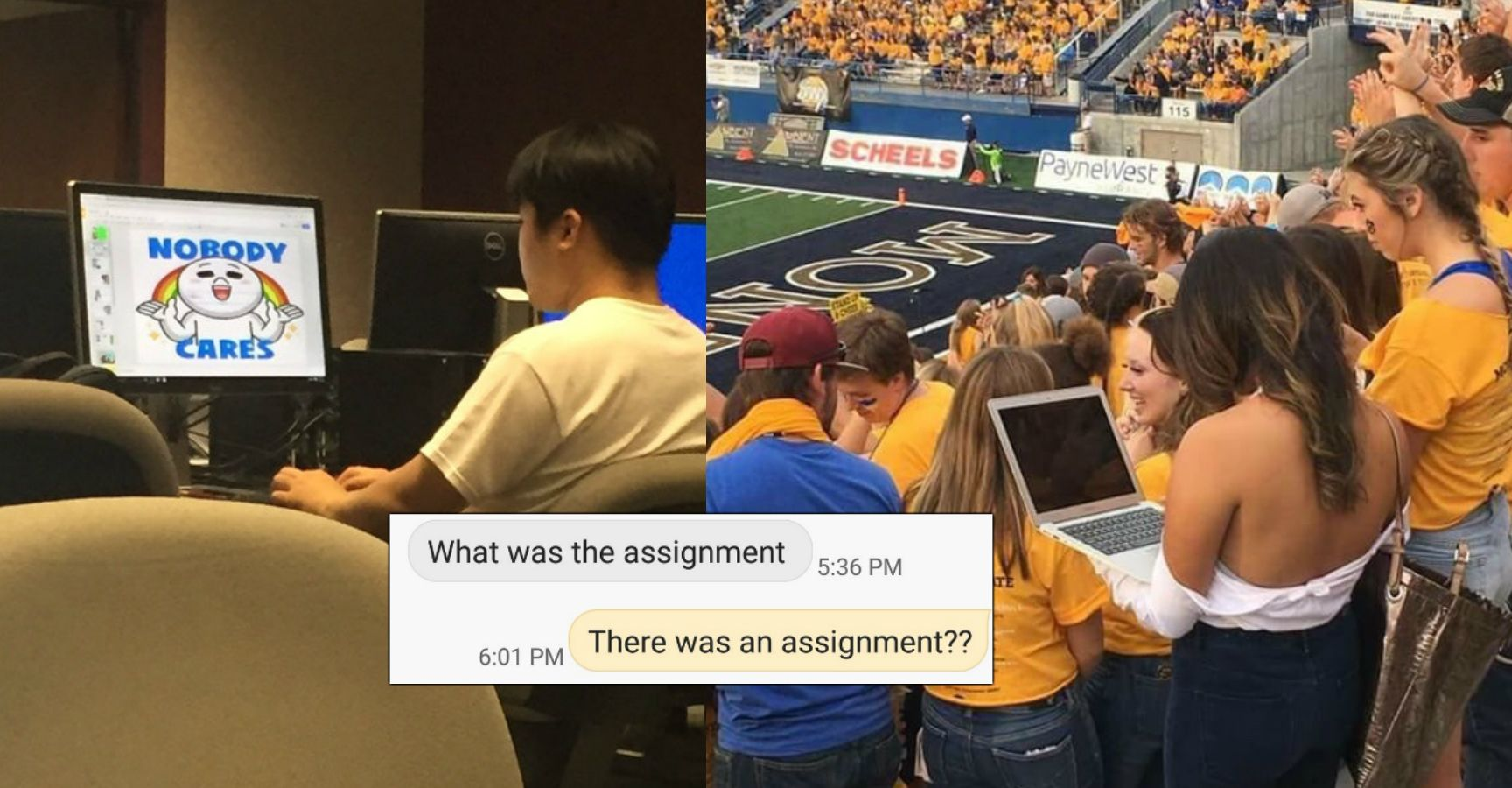"""15 Pitiful Students Who Are DEFINITELY Not Enjoying The """"College Experience"""""""