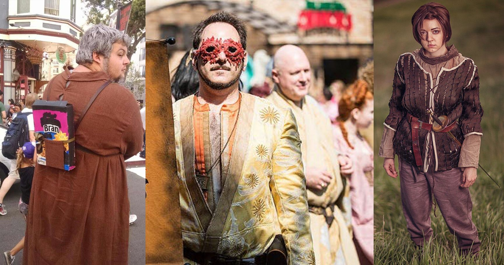 15 Incredible 'Game Of Thrones' Cosplays That Bring Westeros To Life