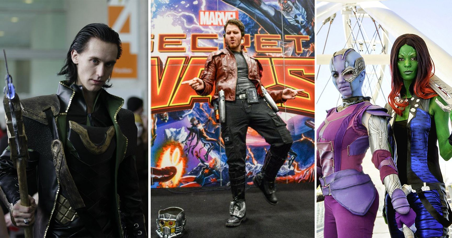15 Marvel Cosplayers Who Look Like They Jumped Straight Through The Screen