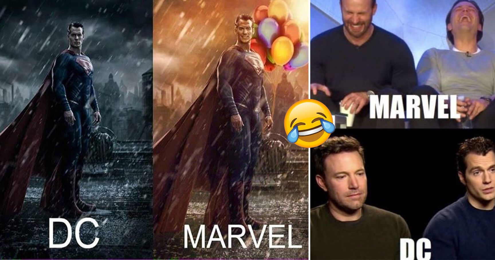 15 MORE Marvel Vs. DC Memes That Will Make You Laugh Way Too Hard