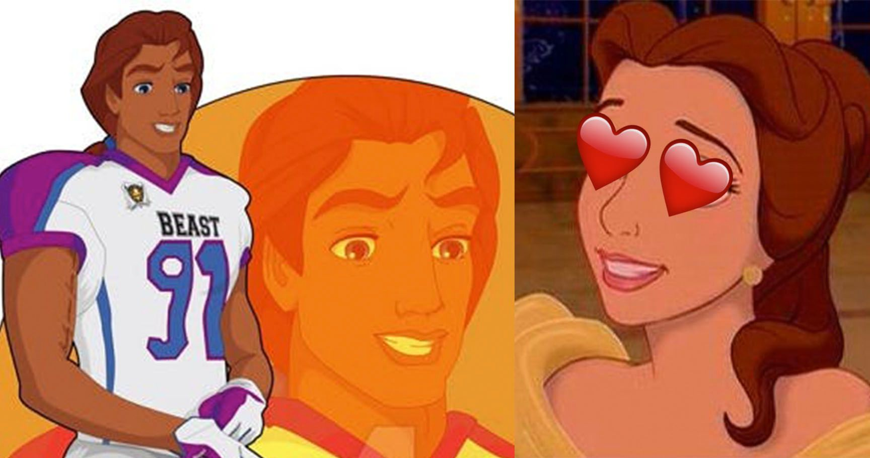 15 Disney Princes Reimagined As Modern Day Baes