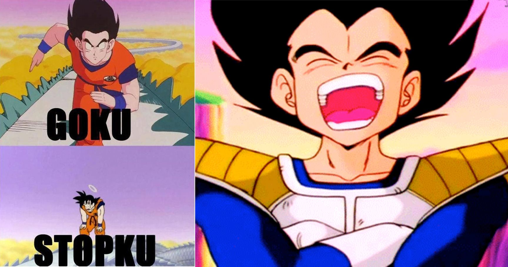 15 Hilarious 'Dragon Ball Z' Memes That Will Make You Miss Your Childhood