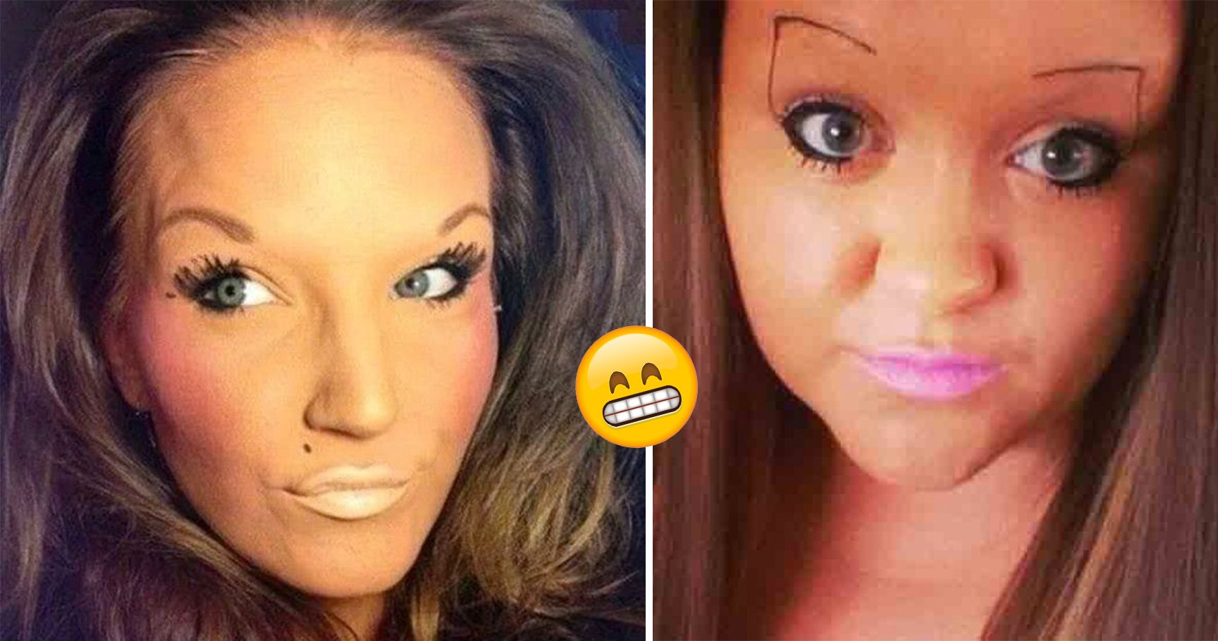 15 Eyebrow Fails That Ruined People's Lives
