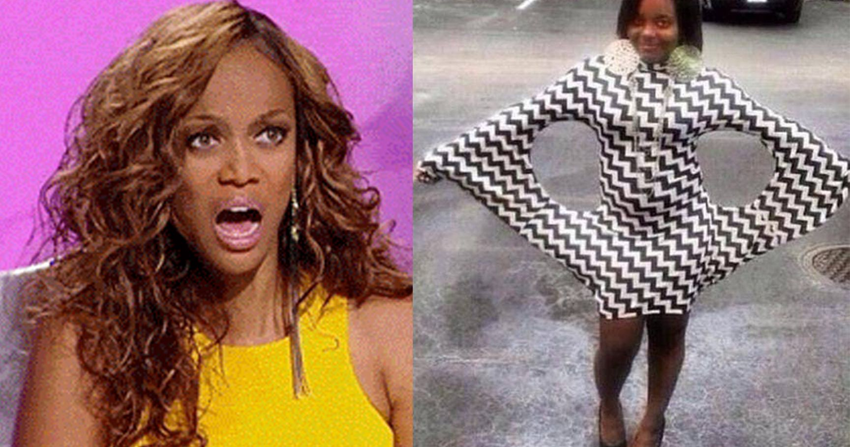 15 Outfits That Should Have Gone Straight Into The Dumpster