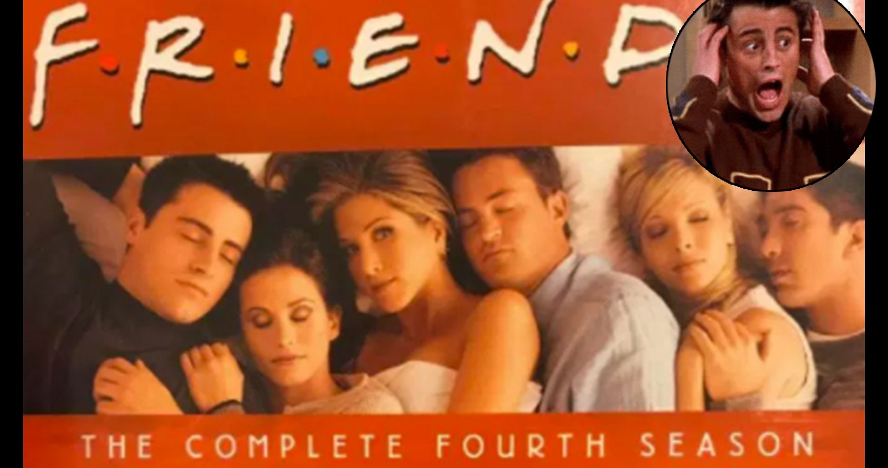 15 Dark Fan Theories That Will Seriously Offend Any 'Friends' Fan