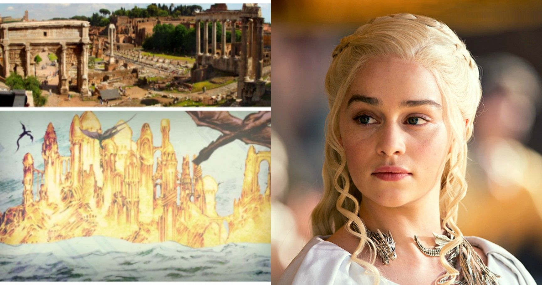 15 Mind-Blowing Ways Our World Inspired The Story Of 'Game Of Thrones'