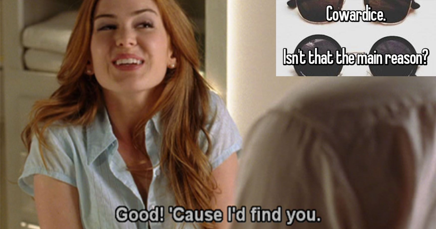 Whisper Confessions: 15 Rude Reasons People Have For Ghosting Someone