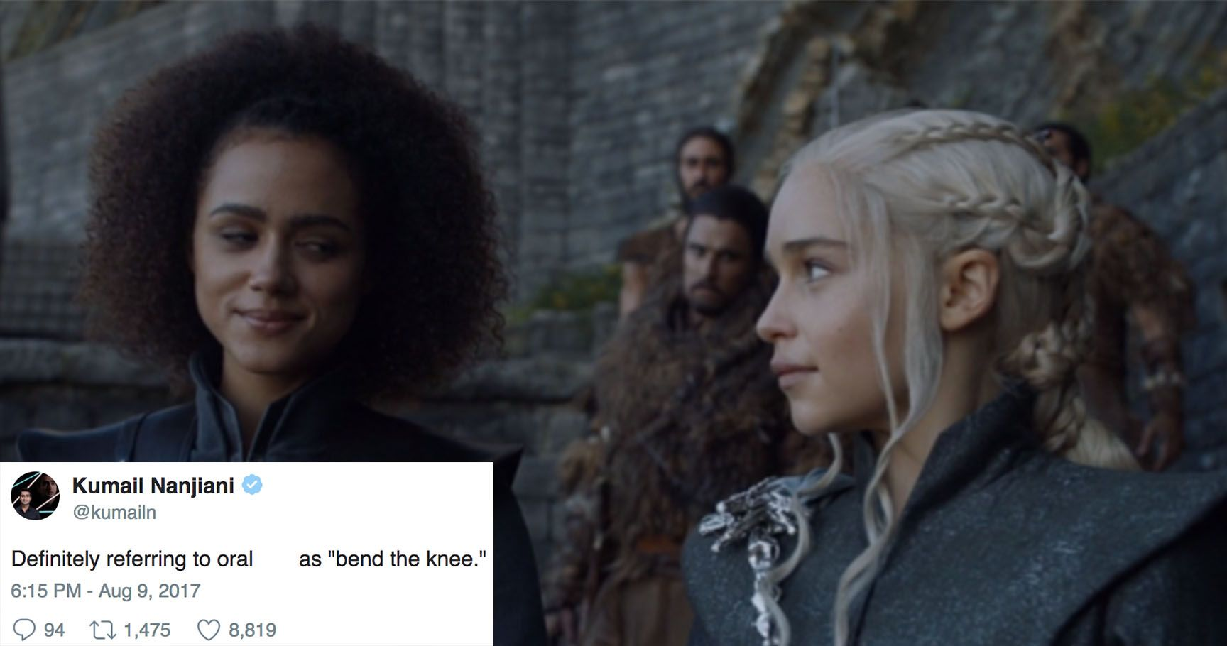 15 Hilarious Times Twitter Won The 'Game Of Thrones'