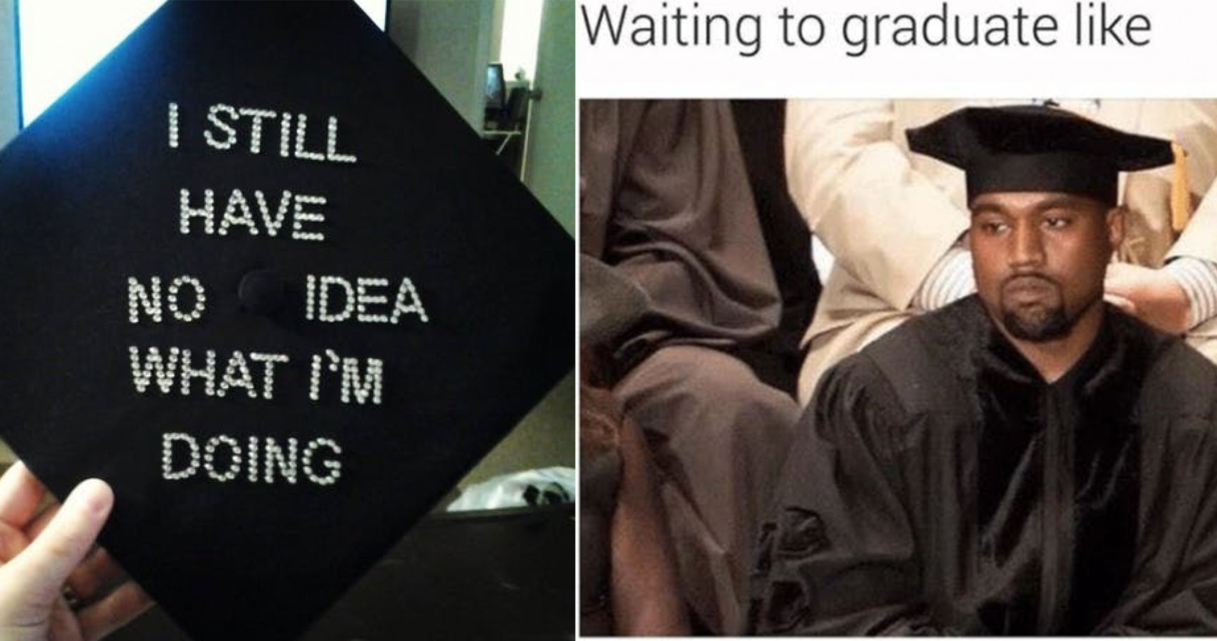 16 Relatable Photos For Seniors Who Can Hardly Wait For Graduation