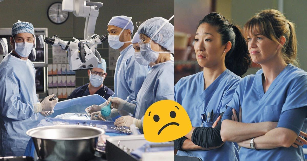 15 Unforgivable Screw-Ups In 'Grey's Anatomy' Only Diehard Fans Noticed