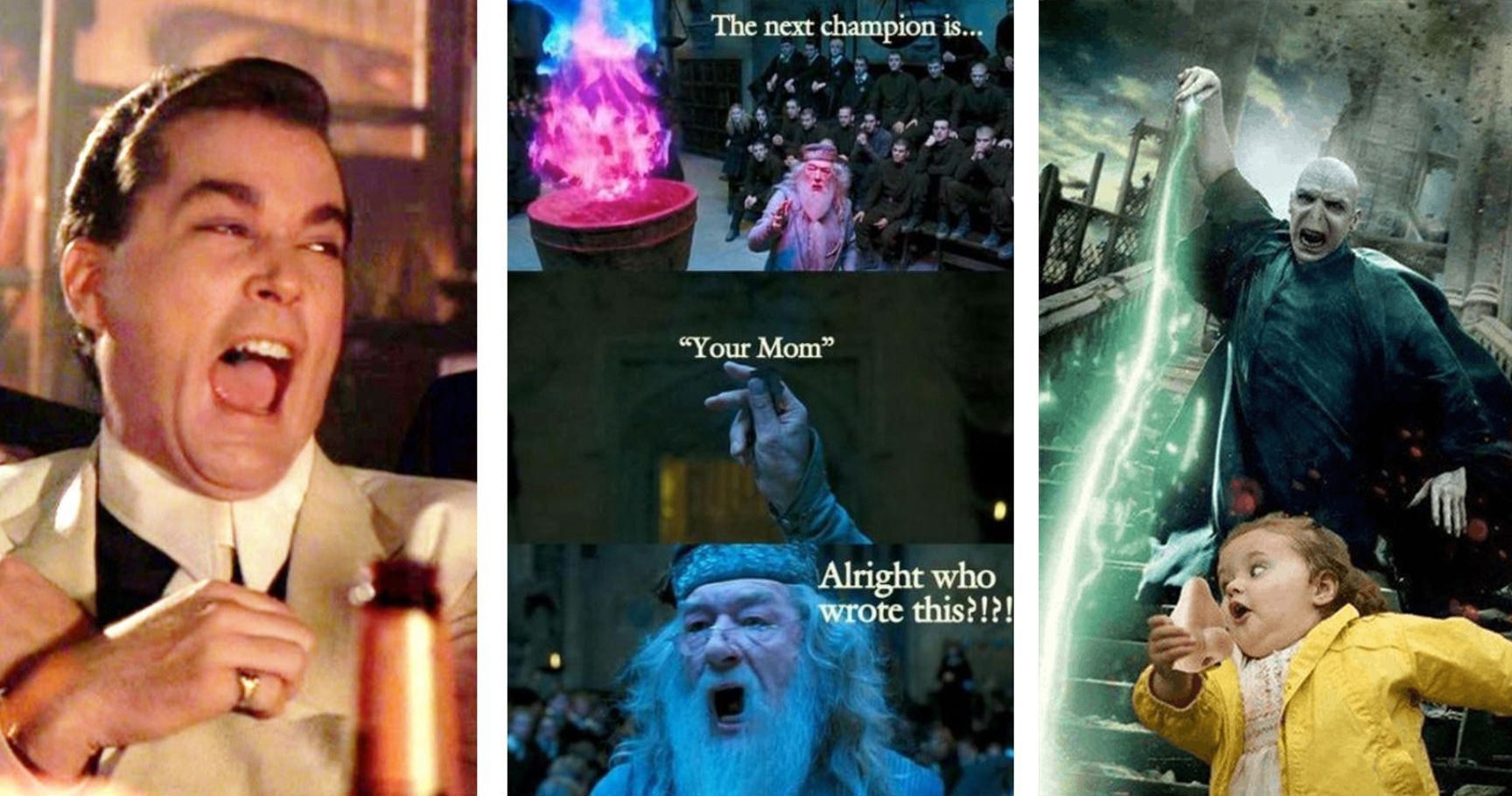 Just 20 Memes That Will Make Any 'Harry Potter' Fan Laugh