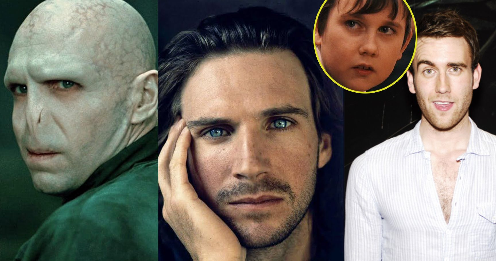 15 'Harry Potter' Characters That Are Undercover Really Good-Looking