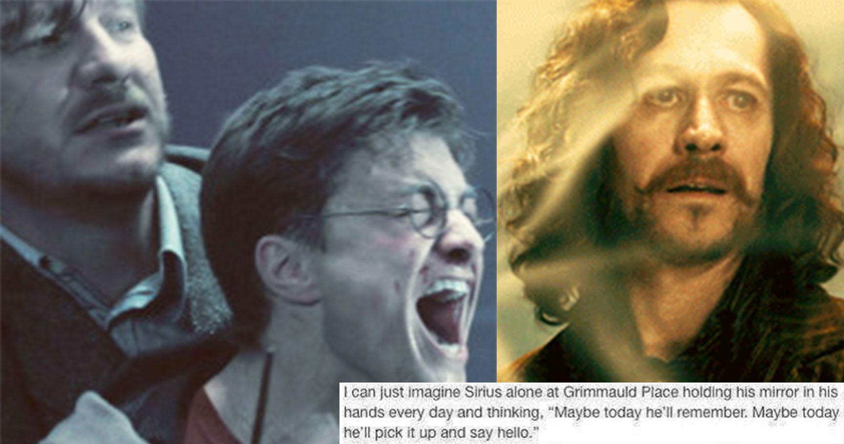 15 Heartbreaking Harry Potter Posts That Will Make You Think Twice