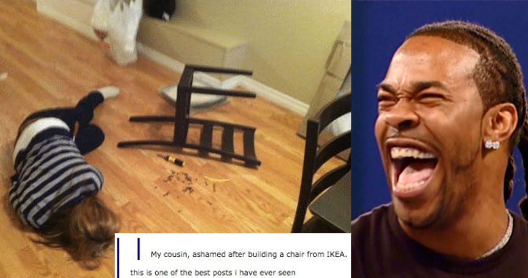 15 Hilarious Times IKEA Beat Humans
