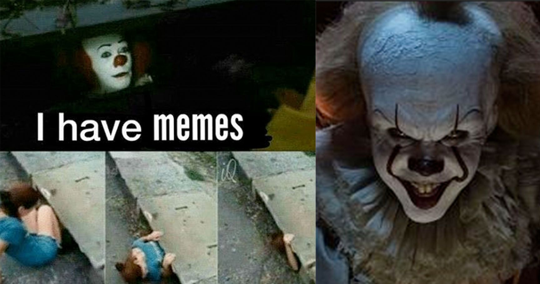 15 Pennywise Sewer Memes That Are Too True For Words