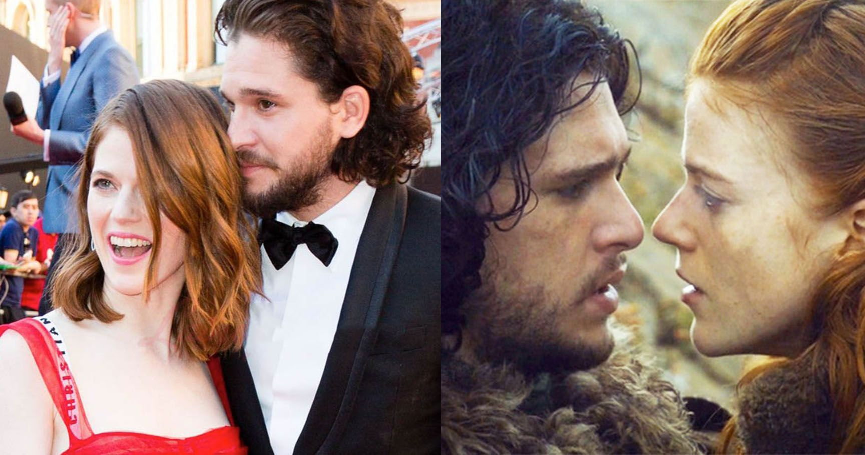 Jon Snow & Ygritte Are ENGAGED: 15 Reasons Why They're Perfect For Each Other