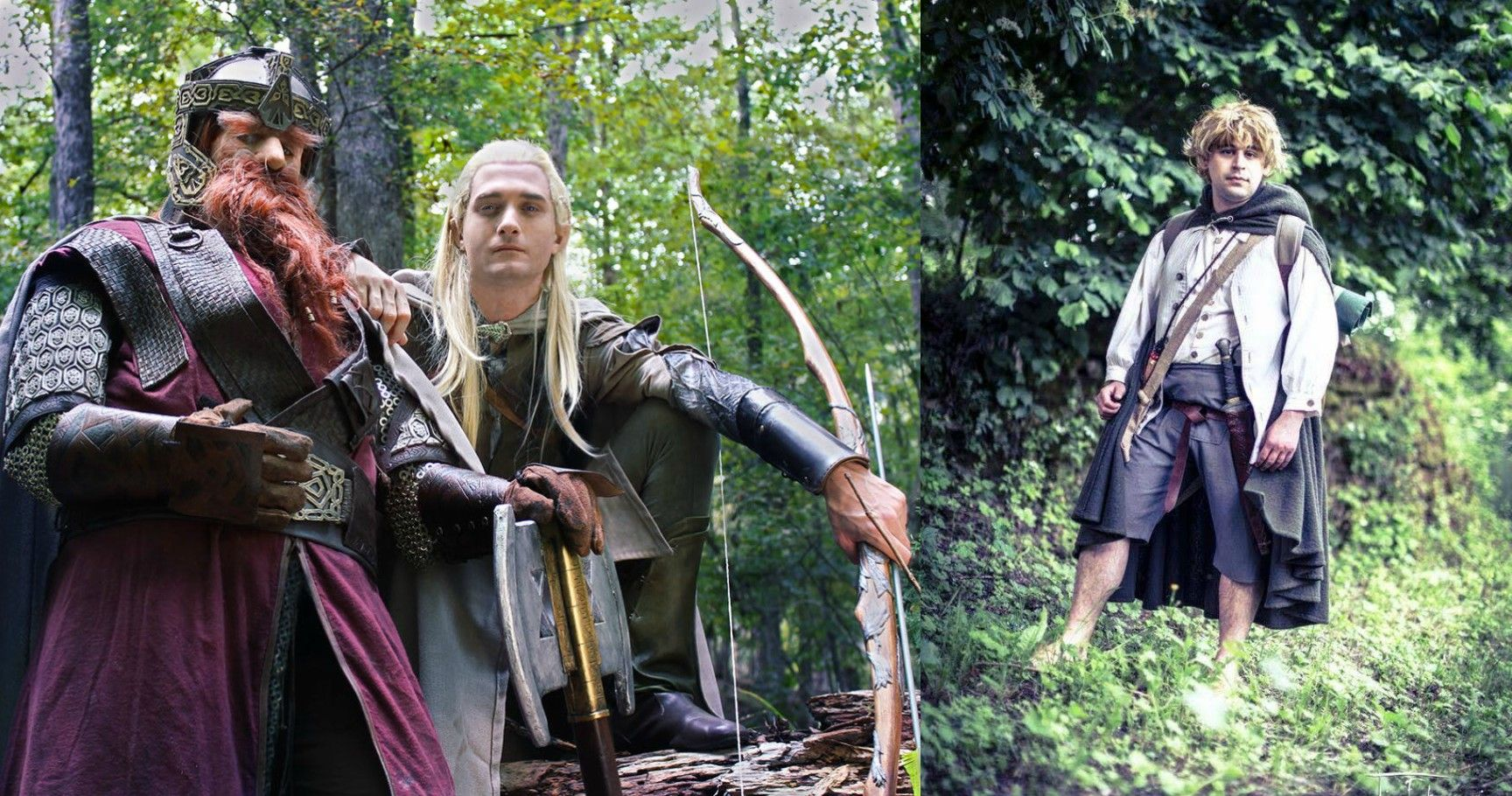 15 'Lord Of The Rings' Cosplays That Look Like They Came Straight From Middle Earth