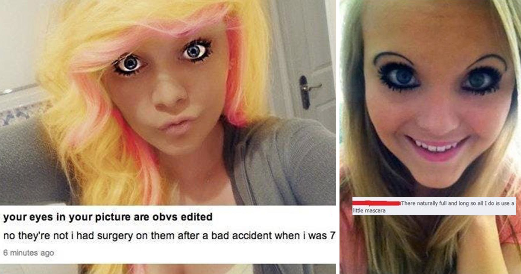 "15 ""Makeup-Free"" Liars Who Just Want To Insult Our Intelligence"