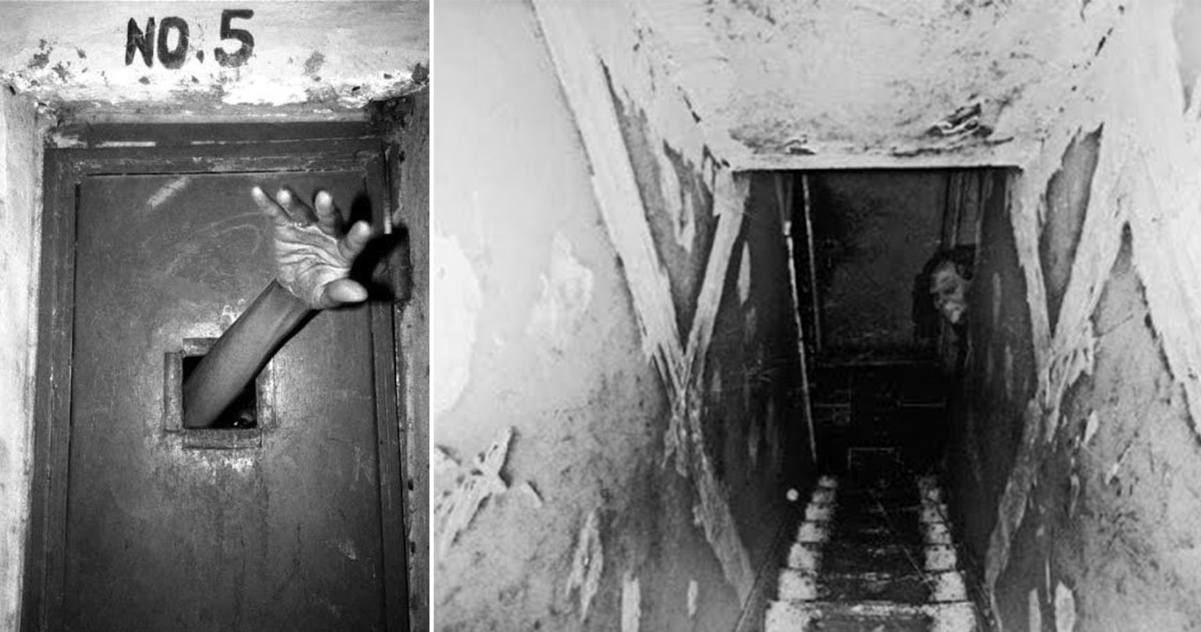 15 Photos From Mental Asylums That Are Pure Nightmare Fuel