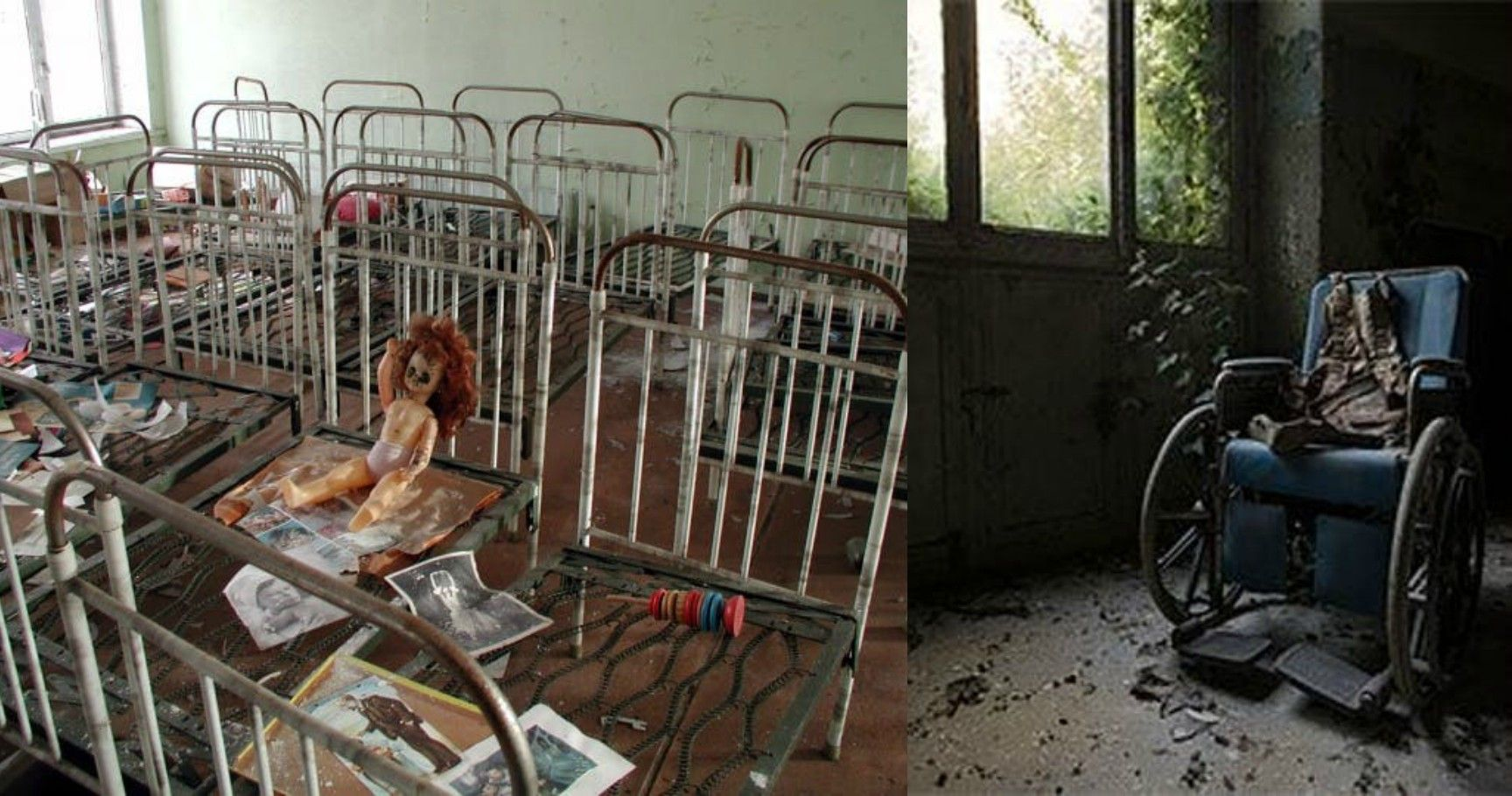15 Chilling Photos Of Abandoned Orphanages That Still Haunt Us