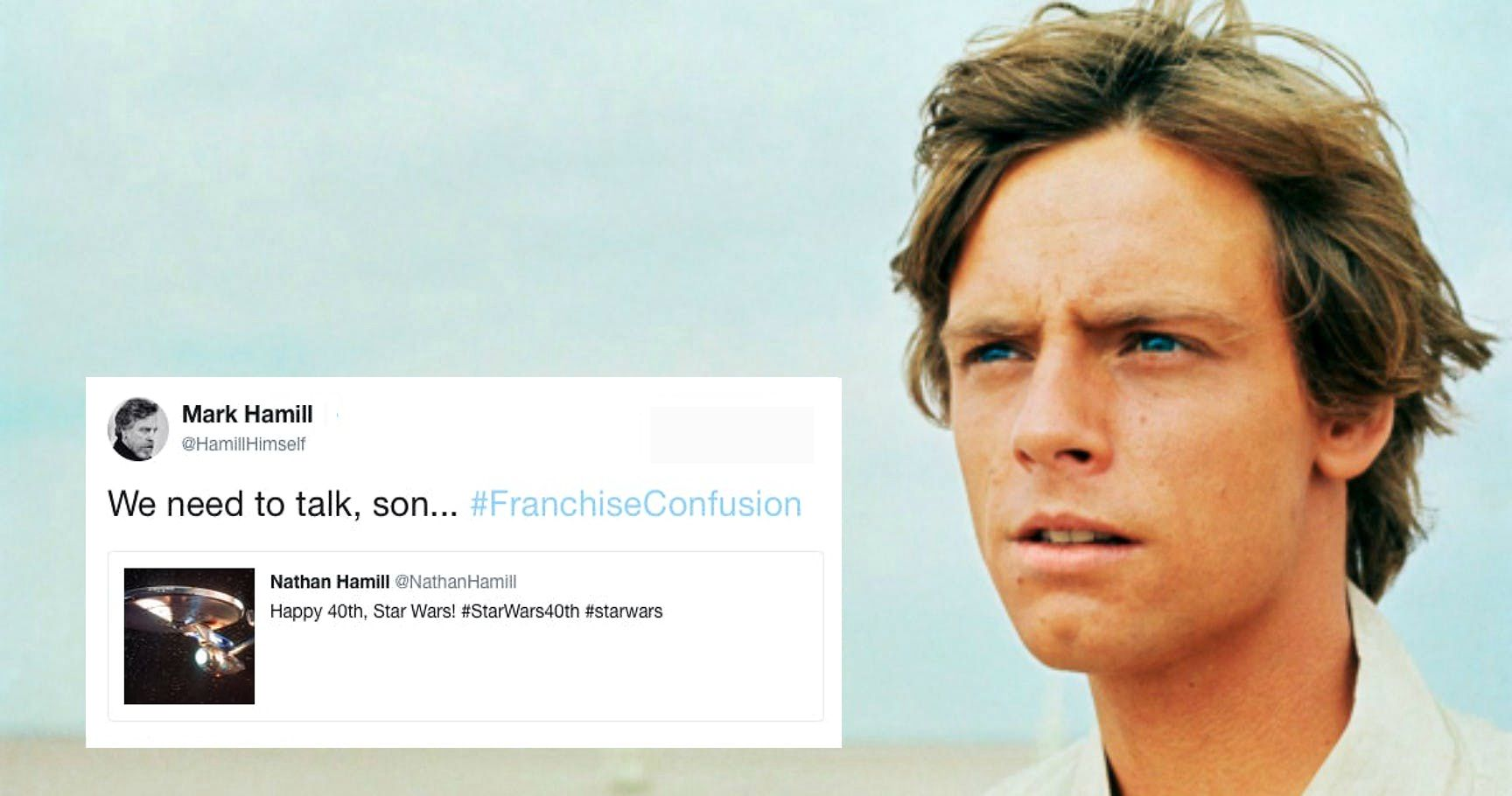 15 Hilariously Vicious Star Trek Vs. Star Wars Tweets That Will Make You ROFL