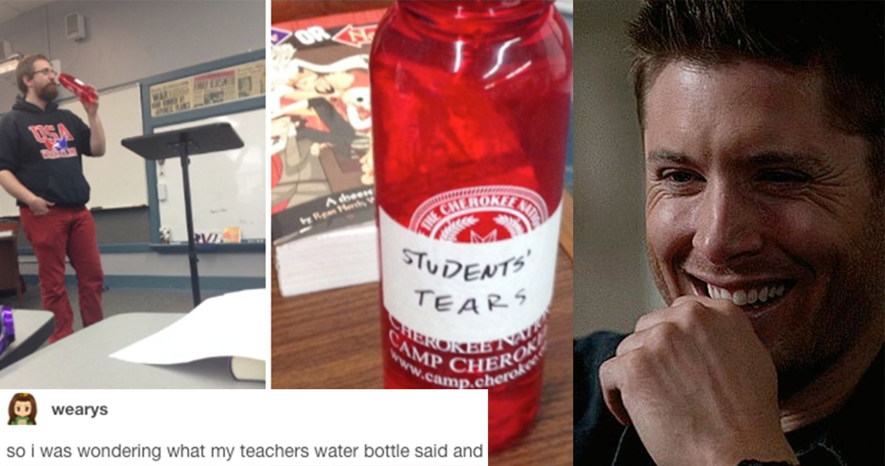 15 Savage Teachers Who Went Above And Beyond What They're Paid