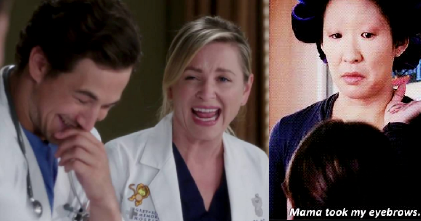 15 Times 'Grey's Anatomy' Made You Laugh Instead Of Sob