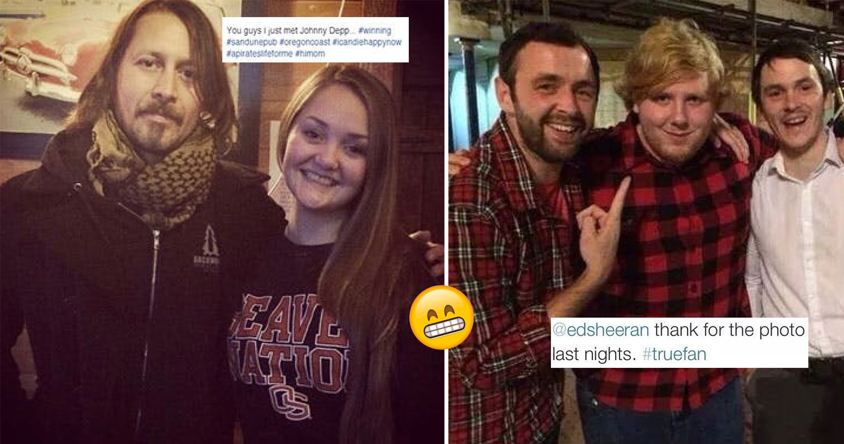 15 Clueless People Who Thought They Met Celebrities, But Were Dead Wrong